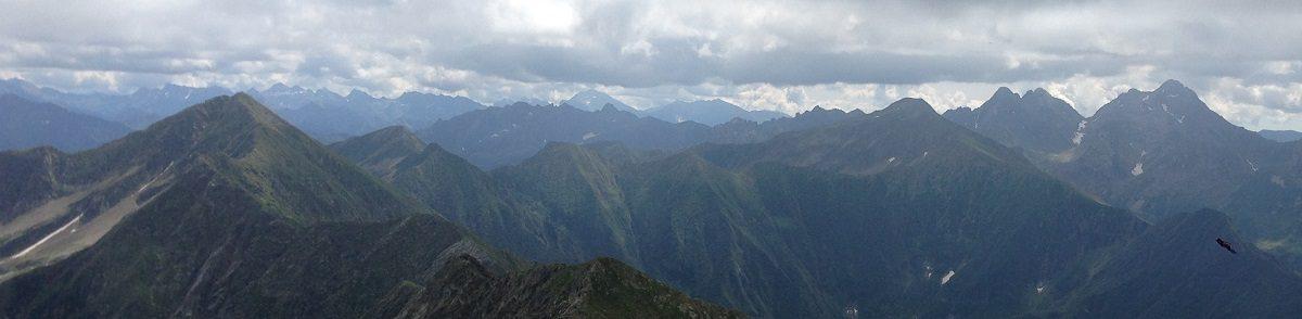 Pizzo Alto   Alpinismo